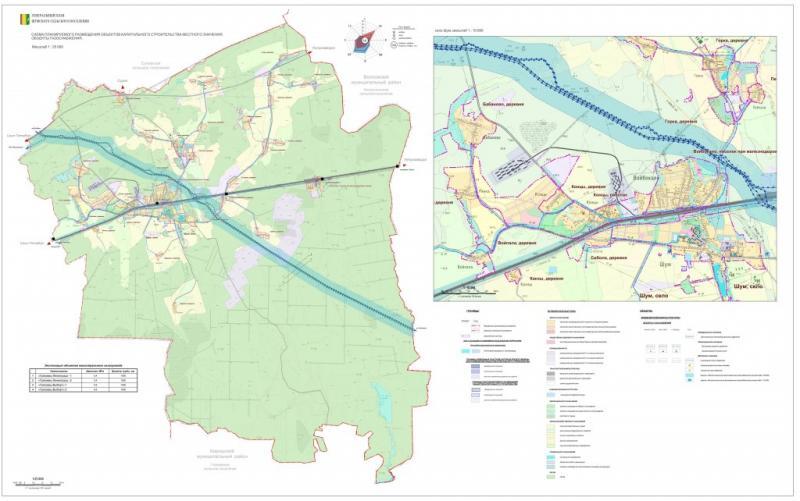 5-ГП-Схема планируемого газоснабжения