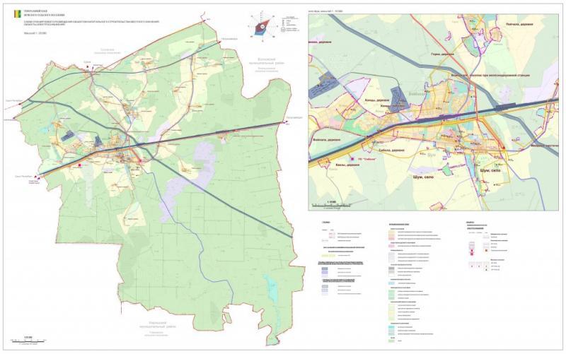 7-ГП-Схема планируемого электроснабжения